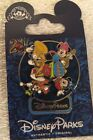 Disney 2016 Mickey Minnie Goofy And Donald 3D Spinner Pin