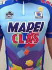 Mens Mapei Colnago Sportful Vintage Cycling Jersey Large CLAS mapecem VINTAGE