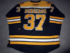 PATRICE BERGERON Boston Bruins SIGNED Autographed Home JERSEY w BAS COA New XXL
