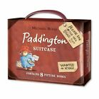 Paddington Suitcase Eight book set Paddington Bear