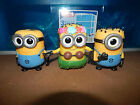 Funko POP Minions Lot of 3 Vinyl Figures  HTF