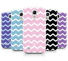 INITIALS CHEVRONS MOBILE PHONE CASE COVER FOR SAMSUNG GALAXY S4 MINI / DUOS