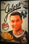 Derek Jeter Kellog's Cereal Box. Limited Edition Collector's Box, Year 2000