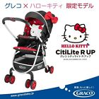 F/S Hello Kitty LMT Model GRACO CitiLite R UP Baby Stroller Buggy Push Chair