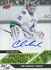 2012-13 UPPER DECK - CORY SCHNEIDER EXPO PRIORITY SIGNINGS #PS-CS 32 35