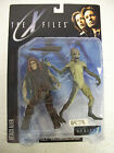 X-Files Action Figure Attack Alien and Primitive Man