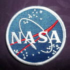 NASA EMBROIDERED PATCH COSTUME ROUND SOLAR SYSTEM SPACE PROGRAM ASTRONAUT