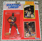 1990 JAMES WORTHY Los Angeles LA Lakers - only $4 s/h -Starting Lineup L.A.*4303