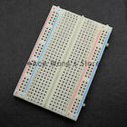 Mini Universal Solderless Breadboard 400 Contacts Tie points Available CF