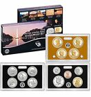 2016 S US Mint 13 Coin Silver Proof Set with Box  COA