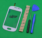 For Samsung Galaxy Fame GT-S6810P M White Touch Screen Digitizer Glass Lens