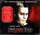 Sweeney Todd-2007-Original Soundtrack-80 Page Book+ CD
