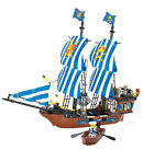 New KAZI  Vintage Style Pirate Ship Imperial Guards - Compatible w LEGO