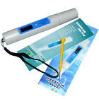 New Digital Salinity Meter Tester for Salt Pool Fish Pond 0 100ppt Free Shipping