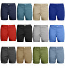 Mens New Chino Shorts Cotton Summer Half Pant Casual Jeans Cargo Combat Bottom