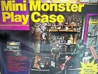 D1000097 MINI MONSTERS PLAY CASE REMCO MIB UN USED MINT 100 COMPLETE MIB