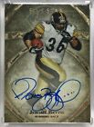 Jerome Bettis 2014 Topps 5 Five Star on-card Autograph Auto PITTSBURGH STEELERS