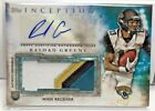 2015 Topps Inception Football Cards 9