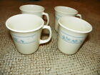 SET OF 4 CORELLE FIRST OF SPRING CUPS / MUGS