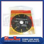 Diamond Coated Multi Cutter Saw Blade Fits 115mm Angle Grinders Cuts Everything