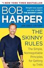 NEW The Skinny Rules by Bob Harper Hardcover Biggest Loser Weight Loss