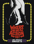 Various - Where The Action Is (4-CD Hardcover Digibook) - Beat 60s 70s