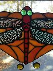 Slag Glass Dragonfly Stained Glass Dragonfly