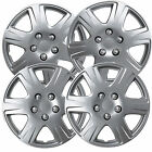 Replacement Hubcaps Wheel Cap Covers 15 Hub Caps For Toyota 42621-ab110 4 Pack