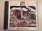RAISING CAIN HELL ON EARTH 1994 5 TRK EP CD AUTOGRAPHED RARE POWER METAL HTF OOP