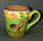 PROVENCE ROOSTER Collection Coffee Mug Cup Rustic STYLE-EYES Baum Bros