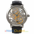 Maurice Lacroix Masterpiece Squelette Skeleton Stainless MP7048-SS001-000