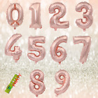 16 30 CHANNEL Letter Number Name Balloon Balloons Wedding Baby Shower boy foil