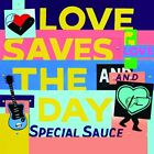 G. LOVE & SPECIAL SAUCE CD - LOVE SAVES THE DAY (2015) - NEW UNOPENED