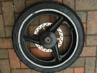 DERBI GPR50 2002 FRONT WHEEL