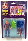 Vintage Kenner The Real Ghostbusters Winston Zeddmore w Splitting Ghost
