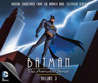 Batman The Animated Series - 4 CD Complete Vol 3  - Limited 3000 -Shirley Walker