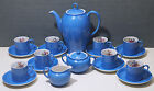 Vintage Victoria Czechoslovakia Coffee Tea Demitasse Espresso China Set 21 Piece