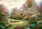 Schmidt Spiele 59469 Jigsaw Puzzle 2 x 1000 Pieces - Sunset Or Winter In Rive Rb