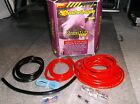 OLD SCHOOL ROCKFORD FOSGATE PUNCH CONNECTING KIT!! NEW 1000 WATT-4 AWG WIRE RARE