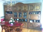Belgium oak three section German Hutch