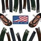 Round HIKING BOOT Shoelaces 36 40 45 54 63 72 Inch Laces Boot Strings NEW