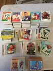 1952 TO 1969 TOPPS FOOTBALL COLLECTION 1375 CARDS *LOADED WITH STARS*