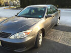 Toyota: Camry LE 2003 toyota below $3600 dollars