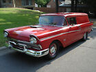 Ford Ranchero sedan delivery 1958 ford courier