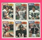 1987 TOPPS COMPLETE FOOTBALL SET==SEE SCAN==396 CARDS