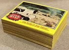 1977 1978 Star Wars Topps MINT Series 3 YELLOW SET Complete 66 CARDS VINTAGE