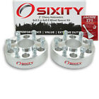2pc 2 Hubcentric Wheel Spacers for Chevy Pickup Suburban Blazer 6x55 nx