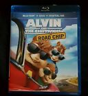 Alvin and the Chipmunks: The Road Chip (Blu-ray disc only)