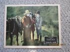 TUMBLING RIVER starring Tom Mix (1927) Framed lobby card Tom Mix ORIGINAL 14x11