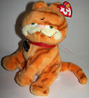 2004 Beanie Babies TY Garfield  from Garfield the Movie with Tags! -